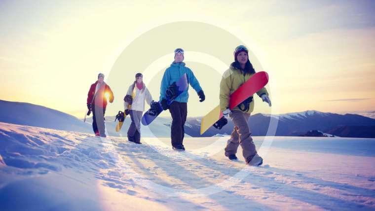 Skiers vs Boarders: la più grande battaglia della stagione 2018