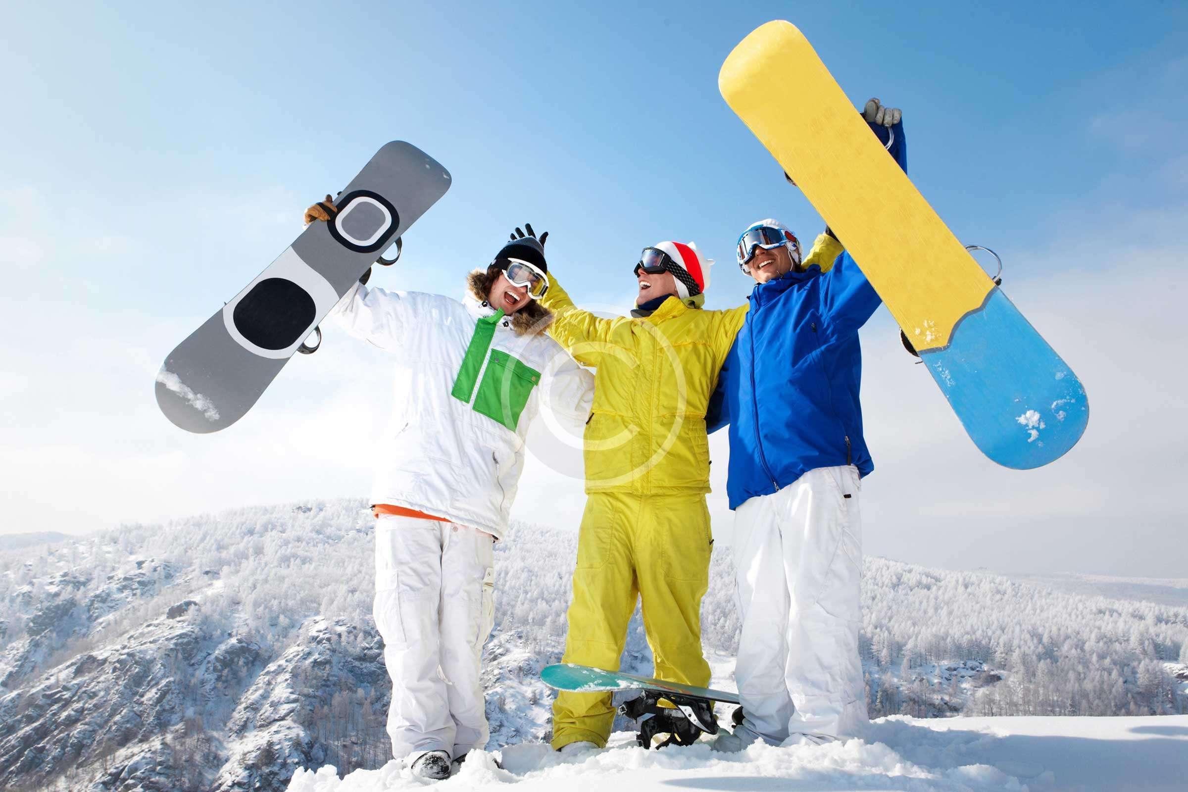 Elenco dei Tricks dei nostri campioni di snowboard